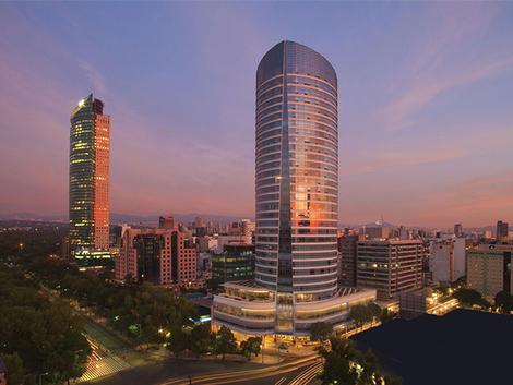 Hotel St. Regis, Ciudad de México.