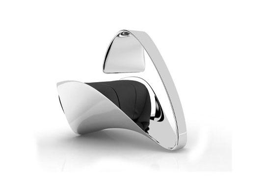 Un cisne hecho silla - Fauteuil seranad ali alavi ...