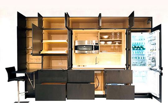 El mueble invisible ideal para la cocina - Mueble para la cocina ...
