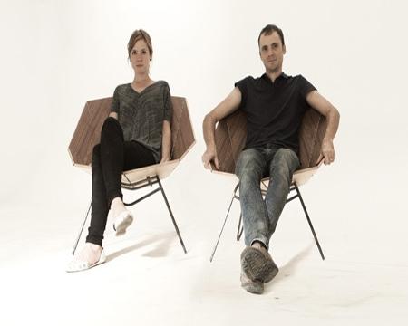 La espalda se mantendrá cómoda en estas sillas.