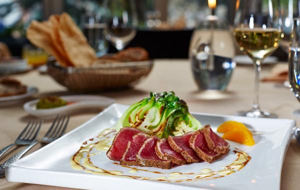 Nadie puede dejar de cenar el Terra Bistro, uno de los mejores restaurantes de Vail.