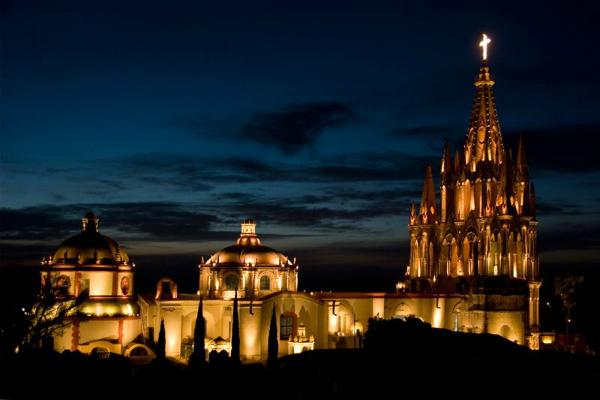 San Miiguel de Allende