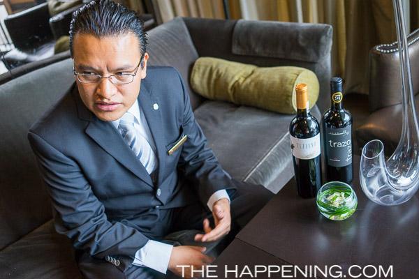 El vino mexicano es sin duda del gusto de los extranjeros.