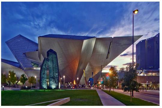 El Denver Art Museum alberga la exclusiva exposición de Cartier.