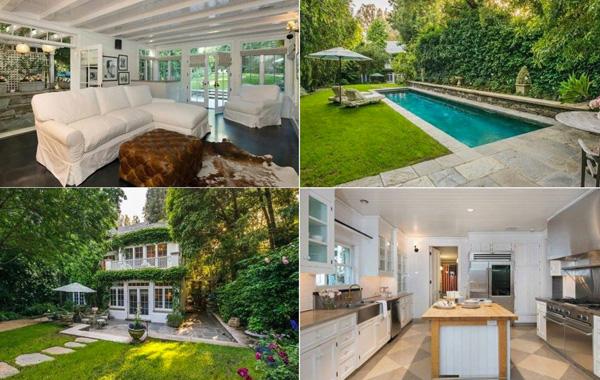Jennifer Lawrence acaba de adquirir una villa en Beverly Hills con un costo de $ 8,225,000 USD.