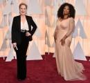 Meryl Streep y Oprah Winfrey
