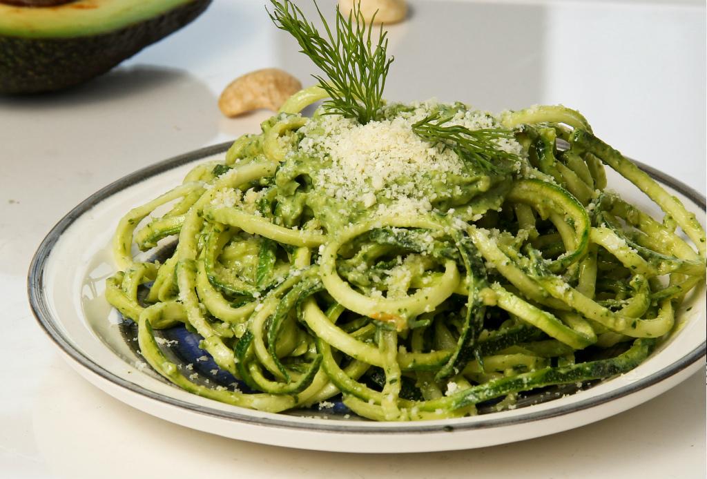 Un spaghetti súper saludable ¡hecho con calabaza!
