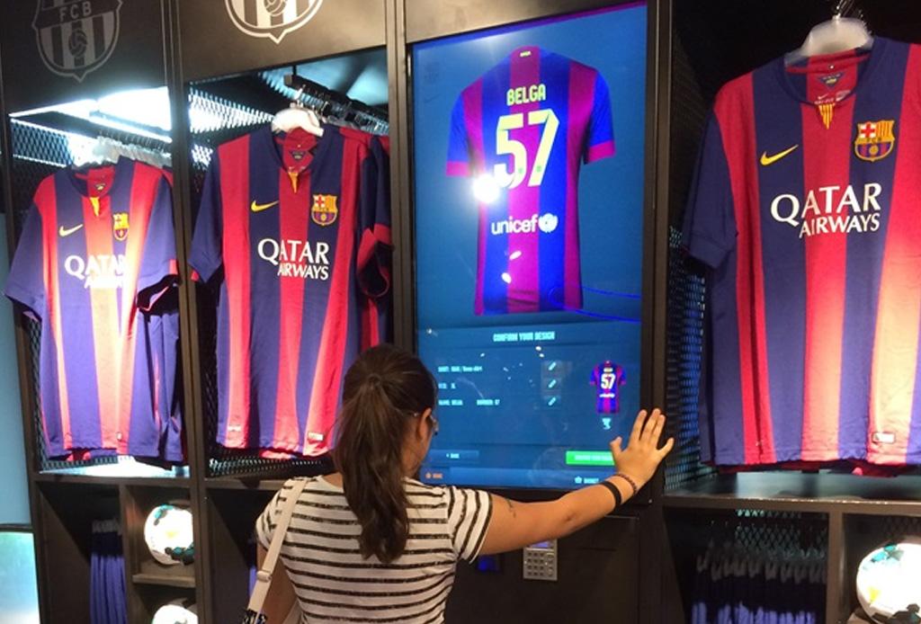 a38960a6e2f85 El FC Barcelona abrirá tienda oficial en la capital