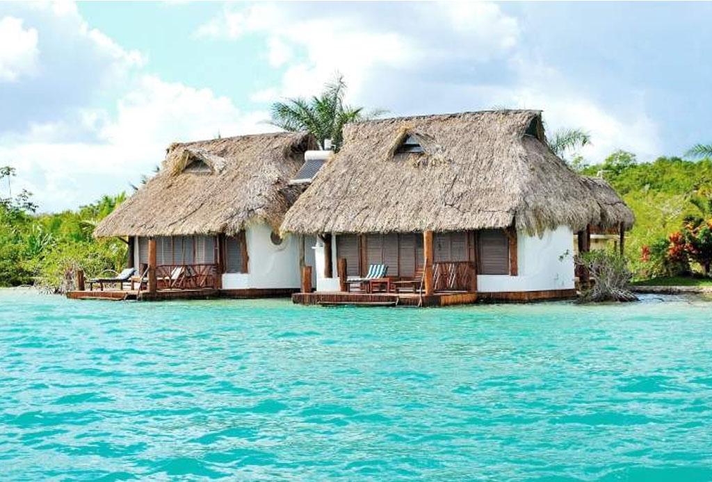 Los 7 destinos de ecoturismo m s cool en m xico for Hotel luxury en bacalar