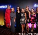 Celia Daniel, Rosaura Henkel, Margarita Perez Cuellar, Martha Fernandez, Pixie Devlin, Silvia Rojo y Sabrina Herrera