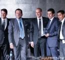 Marco Landucci, Mariano Menendez, Max Linares, Alberto Torrado y Jonathan Torres