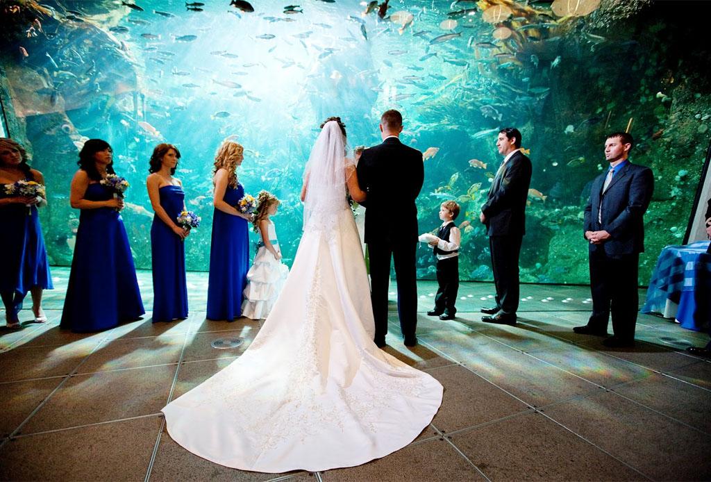 Los 9 lugares m s extra os para casarse - Sitios para bodas ...