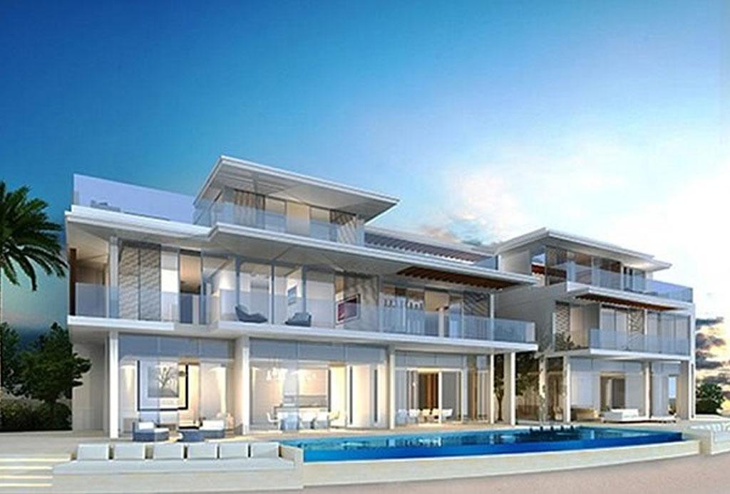 Conoce La Casa M S Cara De Dubai