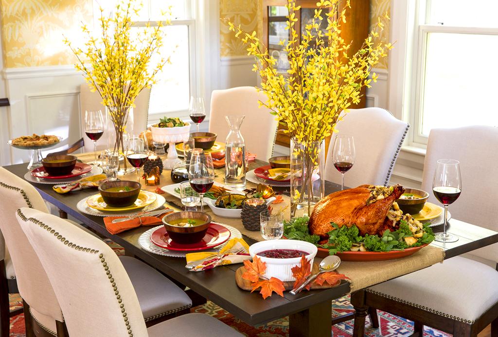 5 tips de decoraci n para una c lida cena de thanksgiving - Tips de decoracion ...