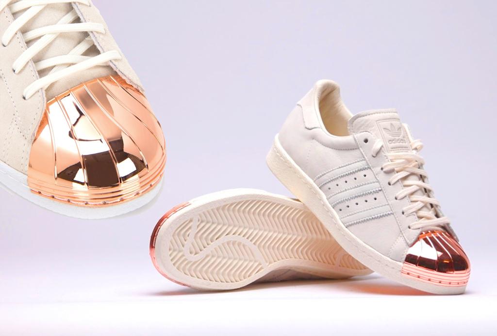 Brilla con los nuevos Superstar de Adidas!