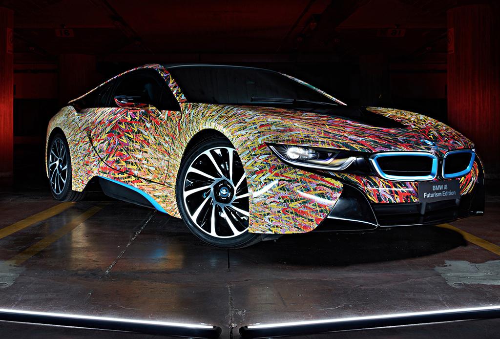 best loved f9313 d6d0b Más cerca del futuro con el nuevo modelo de BMW