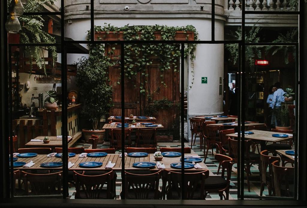 8 Restaurantes De La Roma Con Terrazas Y Patios Para