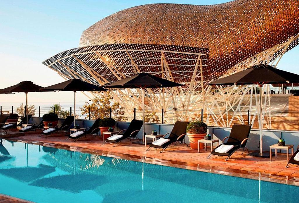 Los hoteles con las albercas m s impresionantes del mundo - Las casas mas impresionantes del mundo ...