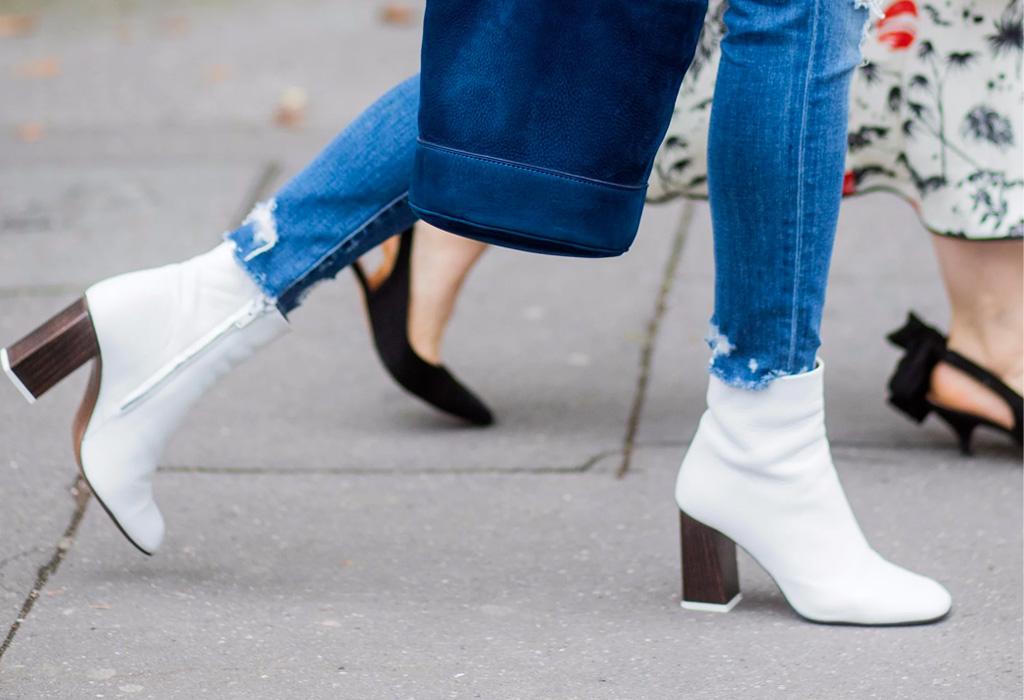 Yay or nay  Las botas blancas son la tendencia de esta primavera 21c084c04c7db