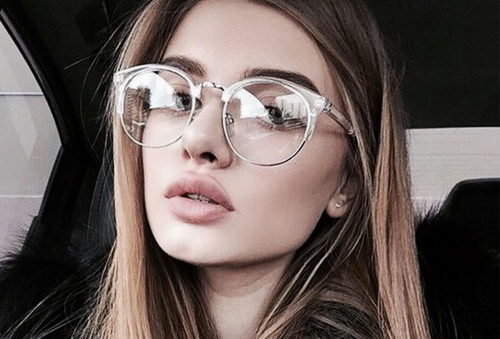 45c10239a2 Descubre cuáles son los lentes ideales para ti según la forma de tu cara