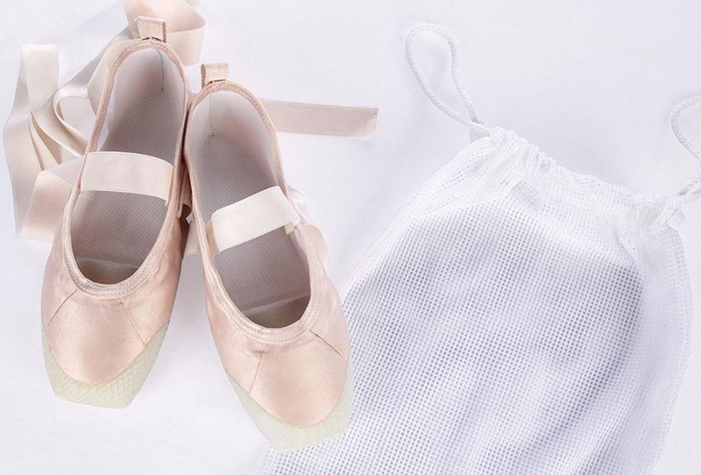 precios de remate ventas especiales proporcionar una gran selección de Estos zapatos de ballet en impresión 3D reducen el dolor de ...