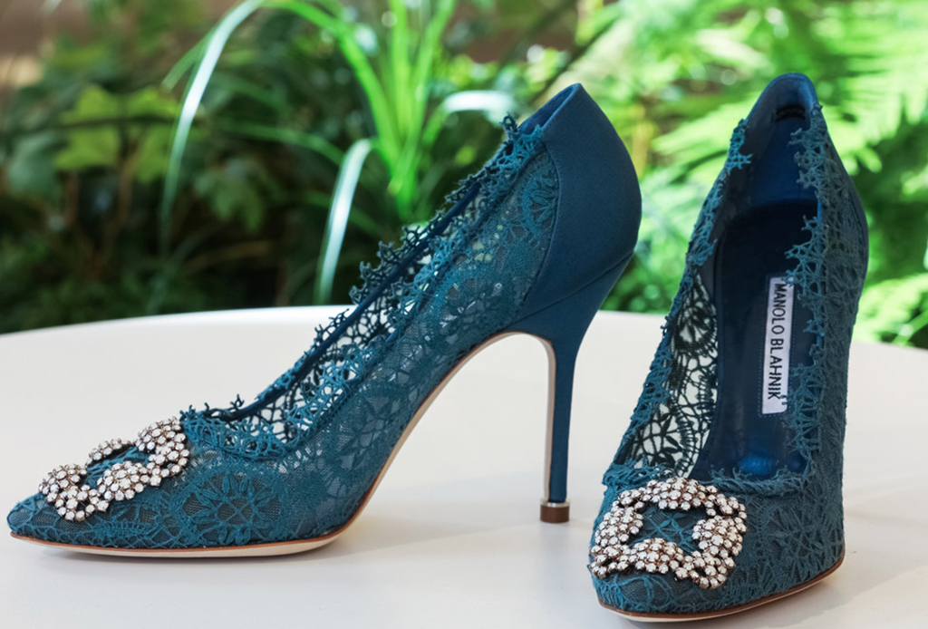 a5bd7c4f Las amantes de los zapatos no pueden perderse esta única exposición de Manolo  Blahnik en Canadá