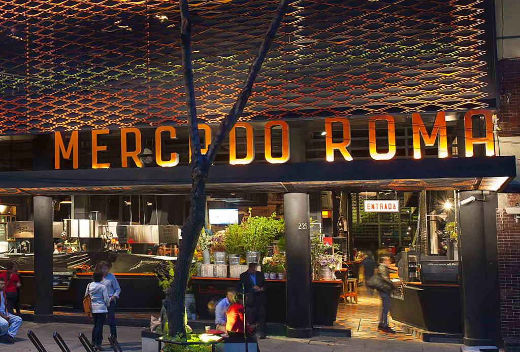 5 Restaurantes De Mercado Roma Que Amamos Y Debes Conocer