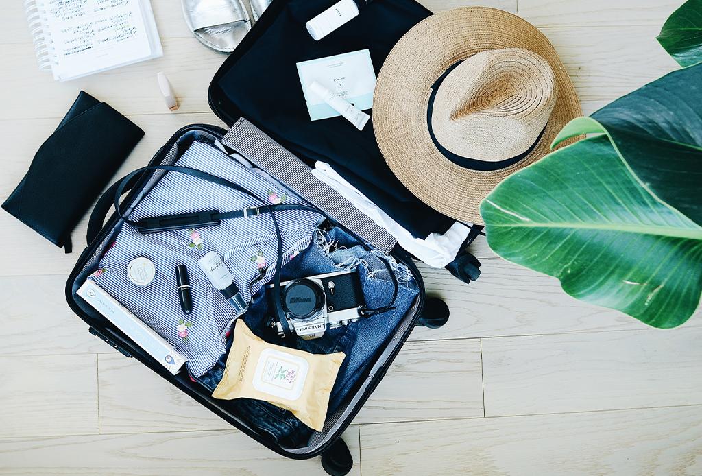 f98ca2fcd ¿Sales de viaje pronto? Esto es lo que puedes y lo que no puedes llevar en  la maleta ...